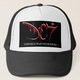 DE7  80's eclectic hat