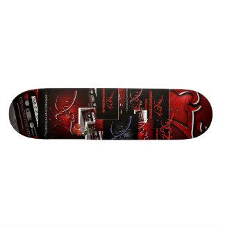 DE7 Skateboard