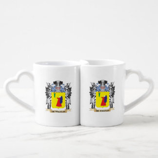 De-Angelis Coat of Arms - Family Crest Lovers Mug