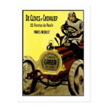 De Cleves et Chevalier - Vintage French Ad Postcards