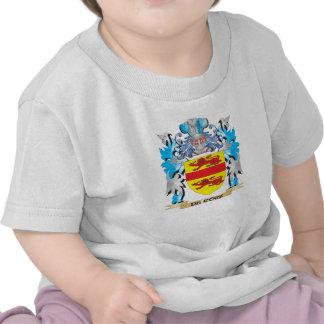 De-Cock Coat of Arms - Family Crest T-shirts