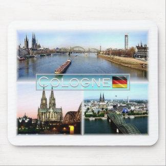 DE Germany - Cologne - Köln - Mouse Mat