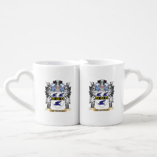 De-Giorgis Coat of Arms - Family Crest Lovers Mug
