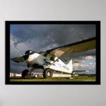 De Haveland DHC-2 Beaver Poster