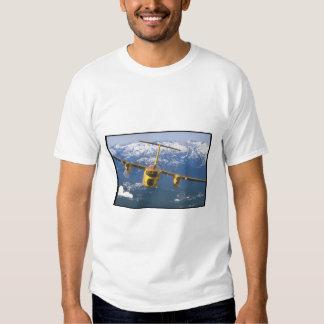 De Havilland Buffalo. (buffalo_Military Aircraft T-shirt