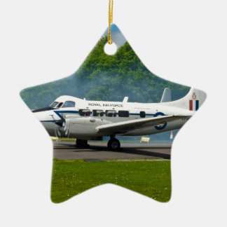 de havilland DH104 Devon Christmas Ornament