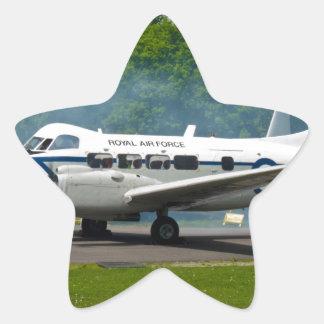 de havilland DH104 Devon Star Sticker