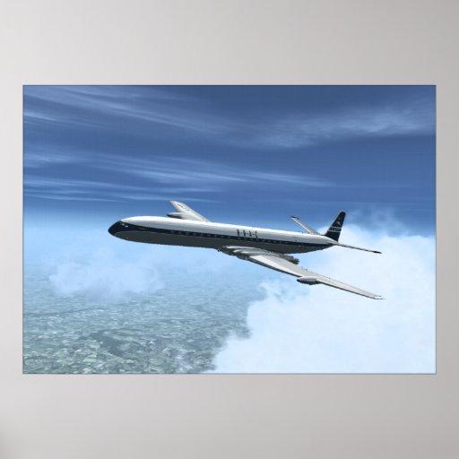 De Havilland DH106 Comet 4 Poster
