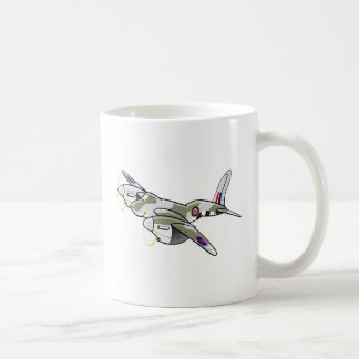 de havilland mosquito coffee mug