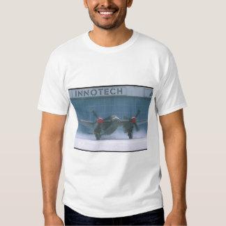 De Havilland Mosquito_Military Aircraft Shirt