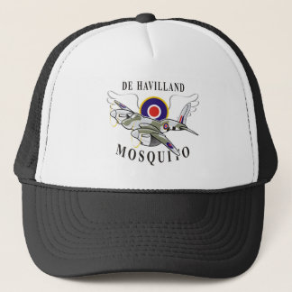 de havilland mosquito trucker hat
