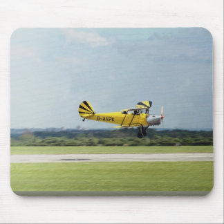 De Havilland Tiger Moth Mouse Pad
