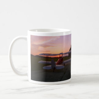 de Havilland Tiger Moth mug