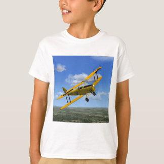 De Havilland Tiger Moth Plane T-Shirt