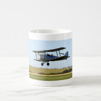 De Havilland Tigermoth Bi-Plane Mug