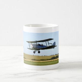 De Havilland Tigermoth Bi-Plane Mug