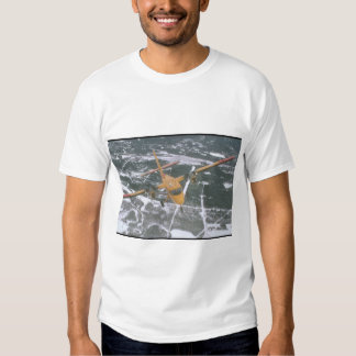 De Havilland Twin Otter_Military Aircraft T Shirt