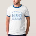 de Havilland Vampire - BLUE Tshirt