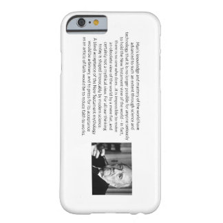De-mythologicalize Rudolf Karl Bultmann Barely There iPhone 6 Case