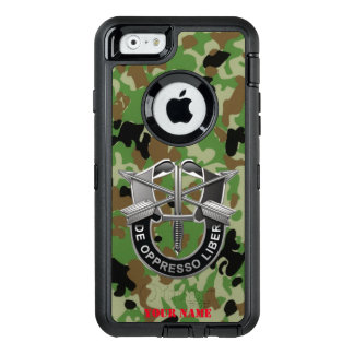 DE OPPRESSO LIBER  (Special Forces Motto) OtterBox iPhone 6/6s Case