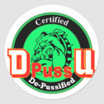 De Pussification University Official Product