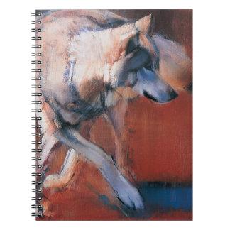 De Siberie 2001 Spiral Notebook
