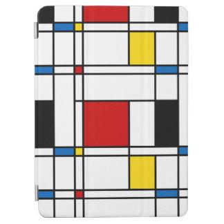 De Stijl Pattern iPad Air Cover