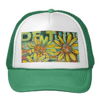 De Tuin Sunflower Art Products Hat
