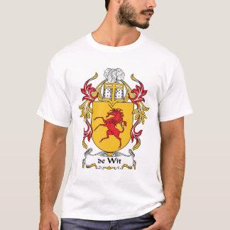 de Wit Family Crest T-Shirt