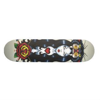 'de ziener' skate board deck