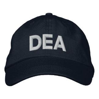 DEA EMBROIDERED BASEBALL CAP