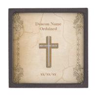 Deacon Ordained Ordination Gift Commemorative