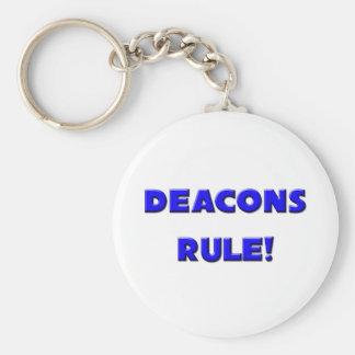 Deacons Rule! Keychain
