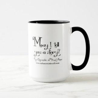Dead Anna Story Mug