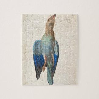 Dead Blue Roller by Albrecht Durer Jigsaw Puzzle