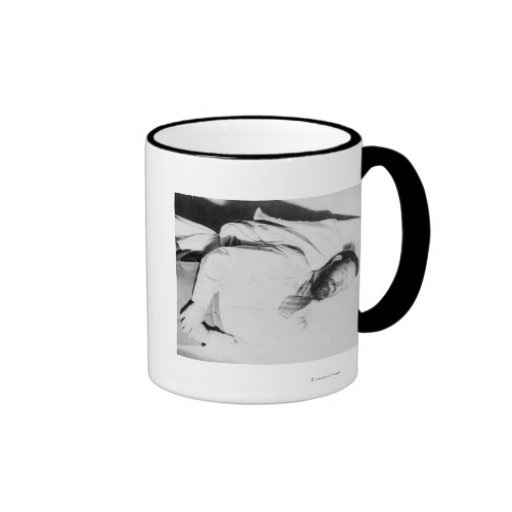 Dead Body of Outlaw Jesse James Photograph Mugs