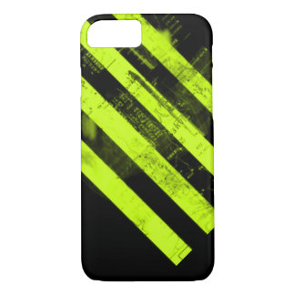 Dead Bumble Bee Physics Grunge iPhone 7 Case