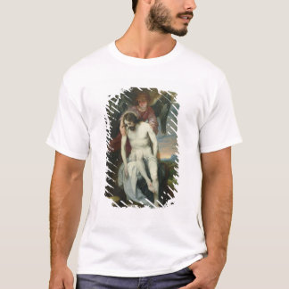 Dead Christ Supported by an Angel, c.1646-52 (oil T-Shirt