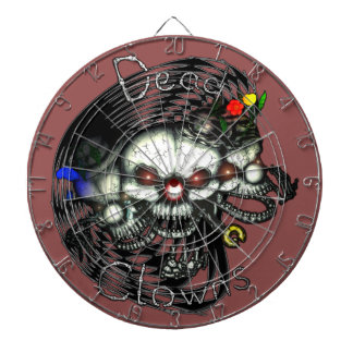 DEAD clown Dartboards