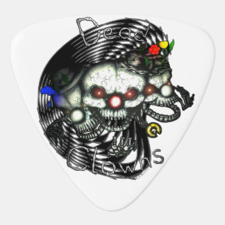 DEAD clown Plectrum