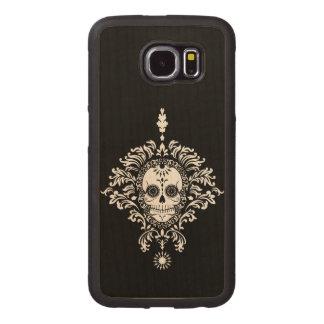 Dead Damask - Chic Sugar Skull iPhone 6 Plus Case