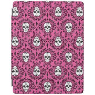 Dead Damask - Chic Sugar Skulls iPad Cover
