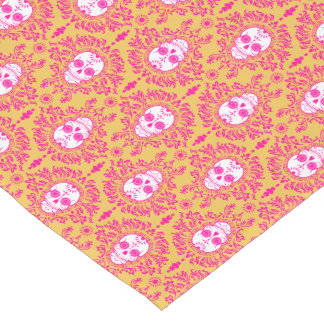 Dead Damask - Chic Sugar Skulls Table Runner