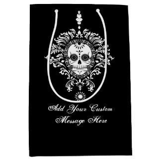Dead Damask - Custom Sugar Skull Gift Bag