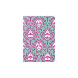 Dead Damask - Sugar Skull Pattern
