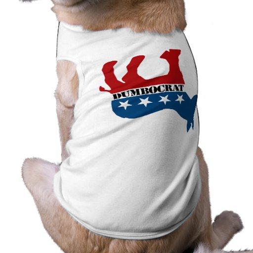 Dead Dumbocrat Doggie Shirt