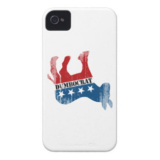 Dead Dumbocrat Faded.png iPhone 4 Cover