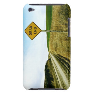 Dead end traffic sign, Palouse, Washington iPod Case-Mate Case