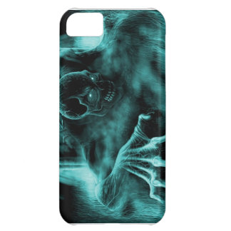 Dead evil blue case for iPhone 5C