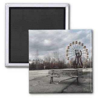 Dead Ferris Wheel Magnet